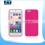 For iphone 6 tpu 2in 1 case ,for iphone 6 bump ,silicon case