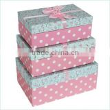 christmas gifts container homes popular style packaging box /paper packaging box
