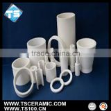 Steel Pipe with 92% 95% Alumina Ceramic Liner