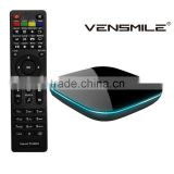 Vensmile 2016 best selling products Q box android 5.1 amlogic s905 quad core 16gb amlogic s905 tv box