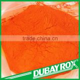 Organic Pigment Style Orange Pigment for Clay Shooting Pigeons