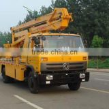Aerial working truck factory direct sale high quality