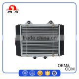 OEM Service Aftermarket Car Parts High Quality Motorcycle Radiator