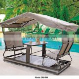 Rattan Furniture Garden Wicker Rattan Rocking Chair For Sale                                                                         Quality Choice