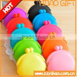 Wholesale Silicone Coin wallets case,Silicone coin bag