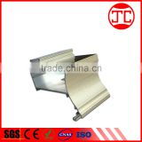 6000 Grade 6063 6061 6063A T5 T6 Extrusion Frame Sliding Door and Window Aluminum Frames