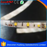 Continuous length flexible waterproof led light strip diffuser led light strip for dog collars