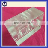 Custom precision CNC machined acrylic plastic parts                                                                         Quality Choice