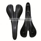 Weight light new product 2014 hot road bicycle or mountain bike carbon fiber saddle baby bike seat