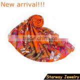 New design lady shawl fashion Shawls Long Modal Scarf/