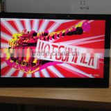 Large size All in One Tablet PC With Camera Quad Core RK3188 Wifi Network Advertising Player