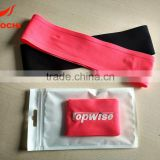 Custom lycra elastic promotion gift running sports headband