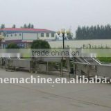 SUS 304 stainless steel canned asparagus processing line/processing machinery from Binzhou