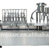 Eight Nozzles Beverage Filling Machine