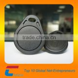 Made in China Hard plastic RFID key fob tag for entry