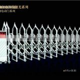 Stainless steel material automatic folding gate E-11