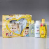 Baby Cleaning Bathroom Set For Babies Bath Shampoo Gift Set