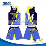 Wholesale cheap 100% polyester custom basketball jerseys,basketball suit,basketball uniform
