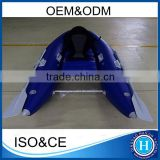 Factory pedal boat for sale one person inflatable fishing boat