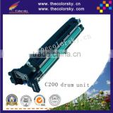 (DUCKME-C200) image imaging unit for Konica Minolta Bizhub c200 for Develop Ineo +200 + 200 IU-212 IU212 IU 212 bkcmy                                                                         Quality Choice