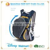 Sport Bicycle backpack ball backpack for male                                                                         Quality Choice