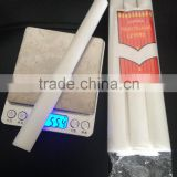 wholesale white household wax Candle stock made in China