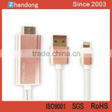 HD MI Display Cable, Electronic Digital Caliper HD MI Cable, Mini Display To Hd mi Cable