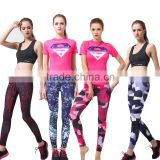 Womens Slimming Workout Trousers Neoprene Thermo Active Shaper Hot Sweat Sauna Pants Capri Yoga Gym Fitness Leggging