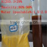 Good flocculation industrial/sewage water treatment chemical agents--PAC/poly aluminum chloride