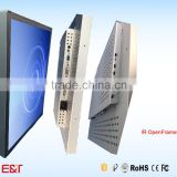 "17"" IR open frame FOR karaoke system touch screen touch screen video games machine"