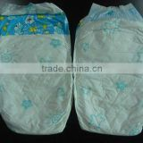 Instant absorption baby joy diapers