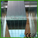 bullet proof glass, 6~60mm bullet proof glass, clear /colored safety bulletproof laminated glass