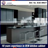 Modern high gloss kitchen cabinet laminated kitchen cabinet american style kitchen furniture