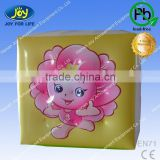Outdoor advertising giant pvc helium cube balloon