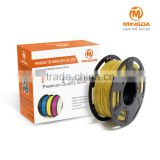 Shenzhen MINGDA printing material pla 3d printer filament cost for large 3d printer used wholesale price