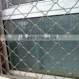High Quality Burglar Proof Window security mesh(manufacturer)