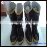 Acid Resistant Safety Boots