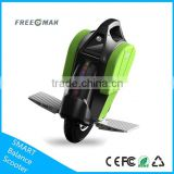 Freeman patented 14'' one wheel electric scooter unicycle bicycle self-balancing unicycle
