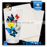 Yesion Inkjet Printing Water Transfer Paper, Glass Water Slide Decal Paper , Water Ceramic Transfer Paper