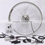 Waterproof e bike conversion kit bldc hub motor with gear