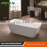 China new innovative product small square bathtub unique products to sell