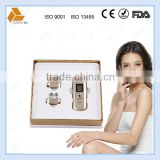 electric pads muscle stimulator for skin care with 3 in 1 design meet all demands of the skin