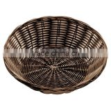 Bamboo rattan fruit basket made in Vietnam, high quality bread bakery basket non toxic