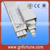 Mini Duct 10x10mm White PVC Adhesive Cable Canal