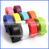 2013 Fashion Silicone Belt