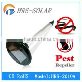 Hight quality solar mouse repeller ultrasonic mouse repelle outdoor ultrasonic mouse repeller