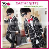 Hot Sale 2015 New Fashion Kids Boys Clothes Set Children's Boy Formal Suit Children Clothes Boys Suit For Wedding