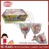 Fruit Twist Marshmallow Lollipop Candy