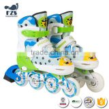 wholesale in-line sport skate roller shoes with 4 wheels