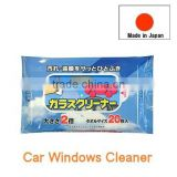 Japan Wet Wipes ' SW ' ( Car Windows Cleaner ) 20sheets wholesale